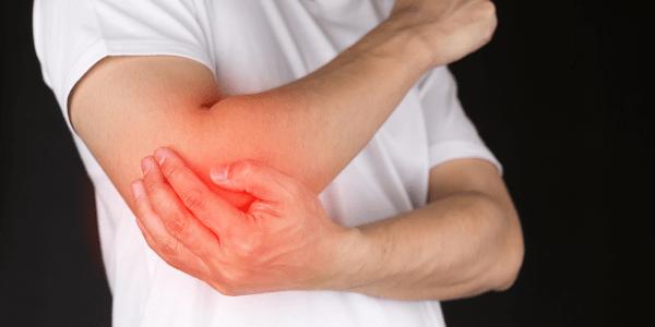 bursitis - elbow pain
