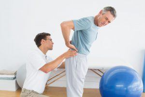 spine injury physical therapy