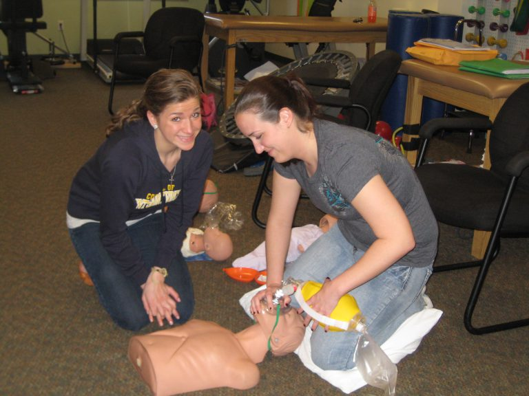 CPR class 3