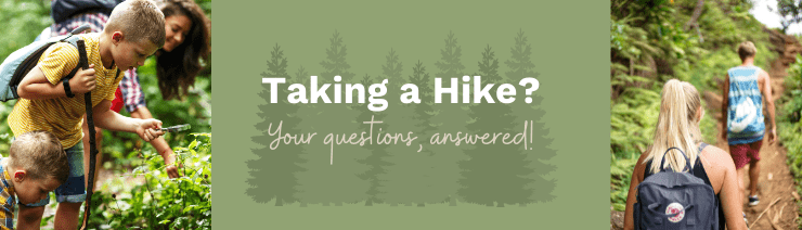 Hiking q&a