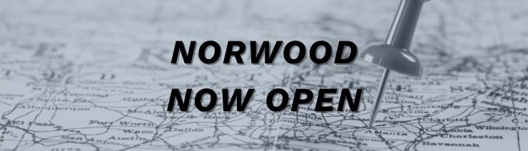 Norwood open